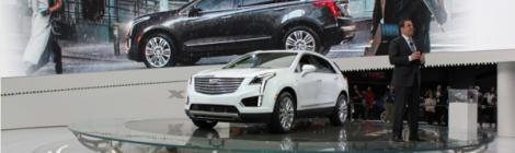 Cadillac XT5, sucesor del SRX