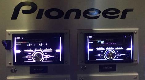 Pioneer, una gama impresionante