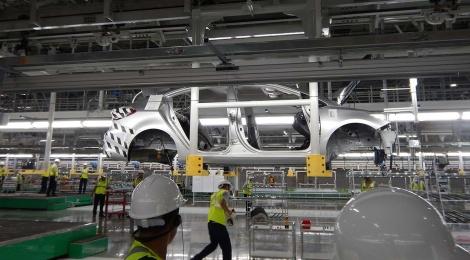 Kia: termina la construcción de planta en México