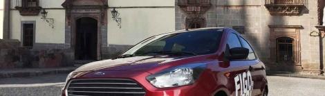 Figo 2016, equipamiento completo con estilo Ford