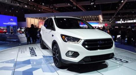 Ford Escape 2017: Más segura