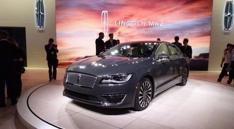 Lincoln MKZ: con 400 caballos de fuerza
