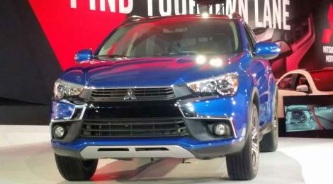 Mitsubishi Outlander Sport 2016 ahora con motor 2.4 litros y All Wheel Control