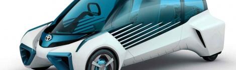 Toyota presenta en Tokio su visión sobre la movilidad en el futuro