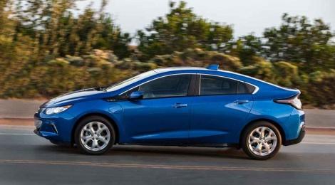 Chevrolet Volt 2016, otra alternativa enfocada a la movilidad sustentable