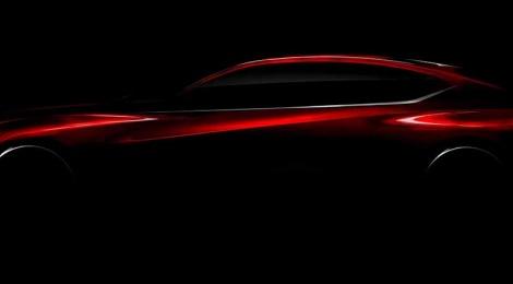 Detroit 2016: Acura Precision