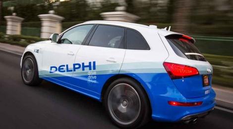 Delphi y los avances de su vehículo autónomo en el CES 2016