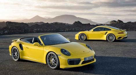 Porsche 911 Turbo y 911 Turbo S, dos modelos que van al extremo