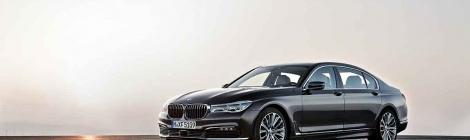 El nuevo BMW Serie 7 incorpora importantes innovaciones funcionales
