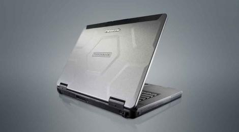 Panasonic Toughbook CF-54, la compañera para el trabajo intenso