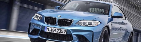 Detroit: BMW M2 Coupe