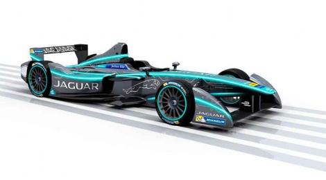Jaguar competirá en la tercera temporada del campeonato de Fórmula E