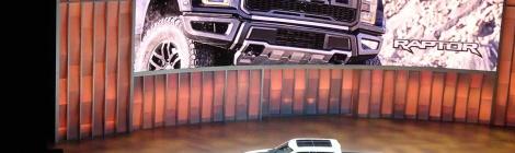 Ford Raptor Crew Cab: la cabina familiar