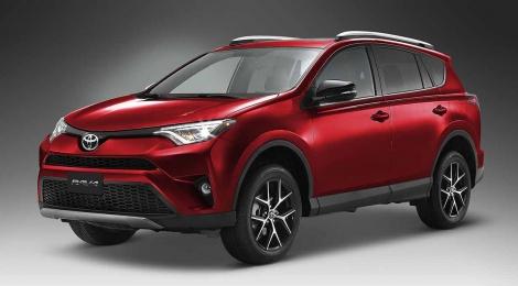 Toyota Rav4: Rejuvenece