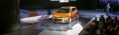 Chevrolet Cruze Hatch back: Directo contra Europa