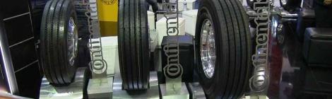 Continental Tire ofrece un esquema completo de soluciones a sus clientes