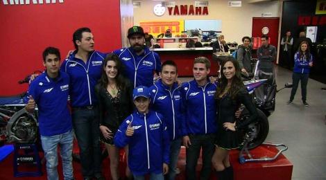Yamaha Monster Racing Team, a buscar la victoria en cada competencia