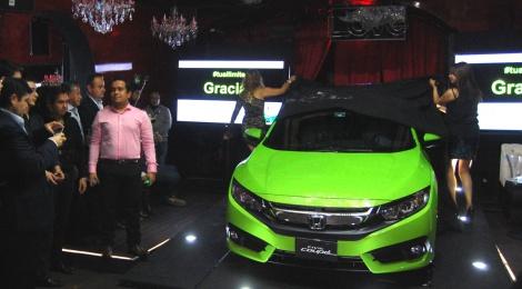 Honda Civic Coupé, un cambio radical