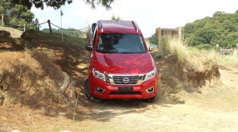 Nissan NP300 4x4 Diésel, complicando el mercado