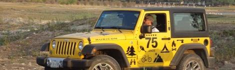 Jeep Camp: 75 aniversario