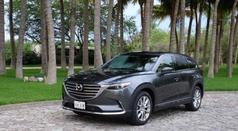 Mazda CX-9: Te decimos cómo funciona el novedoso turbocargador