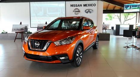 Nissan produce en México su modelo Kicks