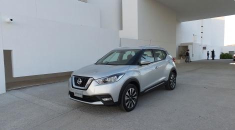 Nissan Kicks 2017, diseño atractivo y calidad total