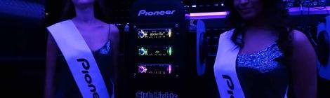 Pioneer Car: Club Light, ilumina tu auto como una pista de baile