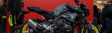 Yamaha FZ-10 2017 por fin en México