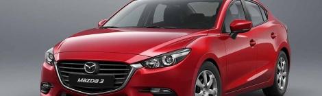 Nuevo Mazda3 2017: ahora controla la fuerza G