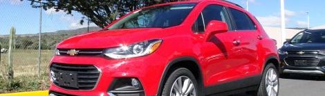 Chevrolet Trax: Más refinada...   y luce mejor.