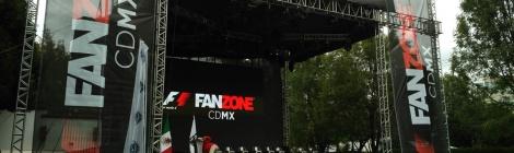 F1 FanZone, el deporte motor en familia