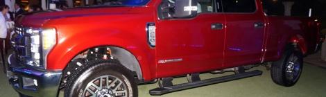 Ford Super Duty 2017, listo para hacer más
