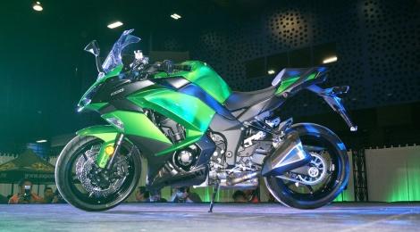 Kawasaki Ninja 1000, deportividad y confort