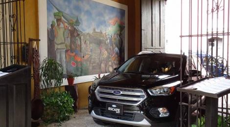 Ford Escape 2017: Con mucho ánimo