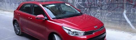 Kia Rio Hatch Back: excelente valor, hecho en México