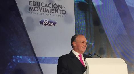 FORD MOTOR DE MÉXICO: 50 AÑOS APOYANDO LA EDUCACIÓN PRIMARIA