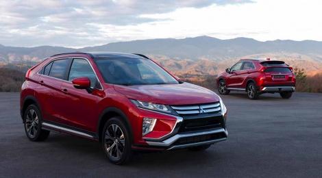 Mitsubishi Eclipse Cross: busca salir de la sombra