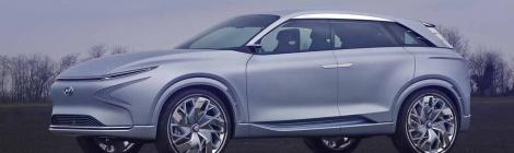 Hyundai: FE Fuel Cell Concept, el hidrógeno es el futuro