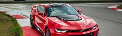 Chevrolet Camaro ZL1: El más poderoso de la historia