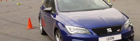 SEAT León CUPRA 290: Excelente equilibrio