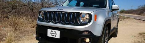 Renegade: El Jeep de tres continentes