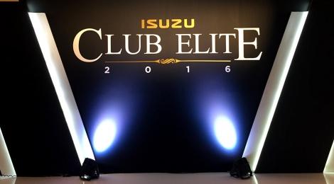 ISUZU MOTORS DE MÉXICO: CLUB ELITE 2016