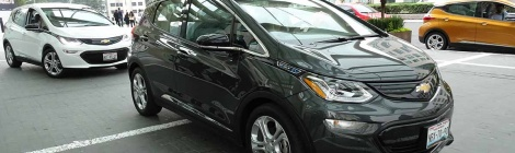 Chevrolet Bolt EV: con una dosis electrizante.