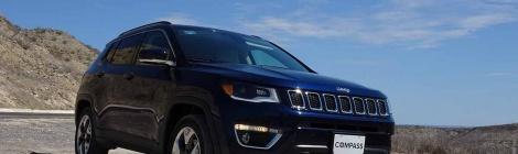 Jeep Compass: Abre el camino