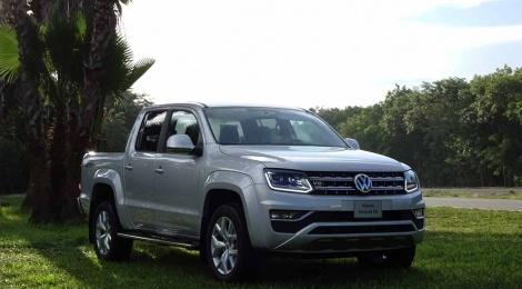 Volkswagen Amarok 2018: Llega más arriba