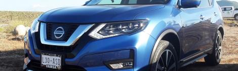 Nissan X-Trail Híbrido,
