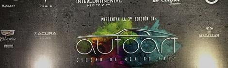 AUTOART 2017: EXCLUSIVIDAD, MECÁNICA Y ARTE