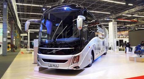Volvo Buses: listos para Euro6 y ya disponibles los 15 metros