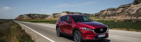 """El Mazda CX-5: """"Coche Familiar"""" del Women's World Car Of The Year 2017"""